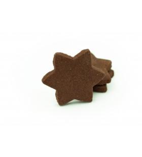 Stelle al cioccolato